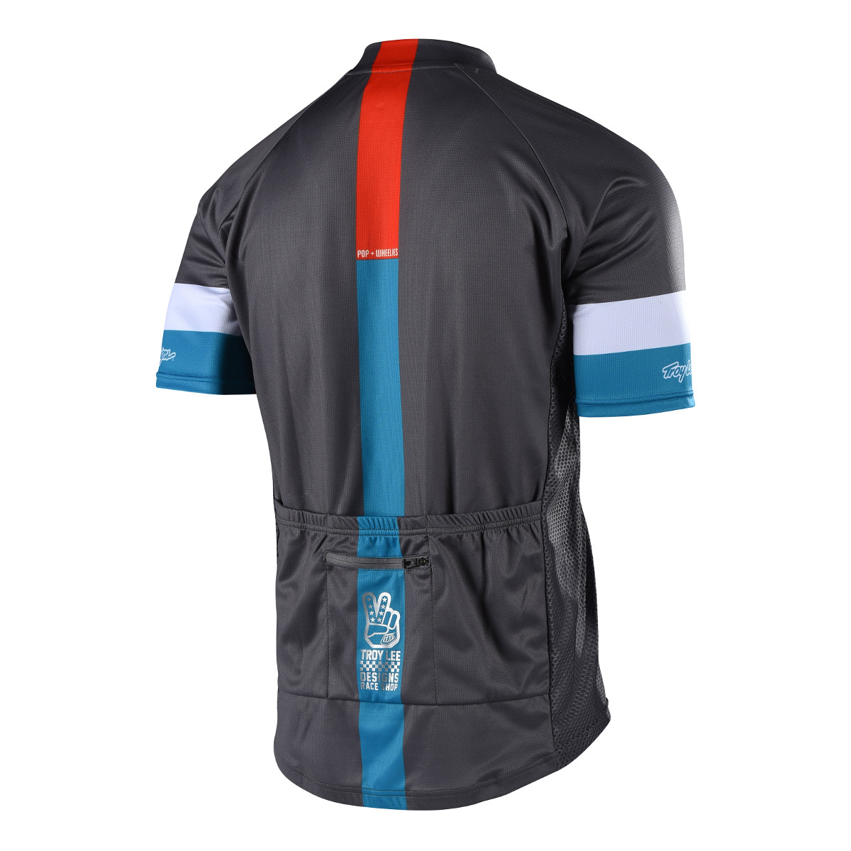 Troy Lee Designs Cross Country-Jersey Kurzarm Ace 2.0 Corsa Grau Grau Corsa b86f4b