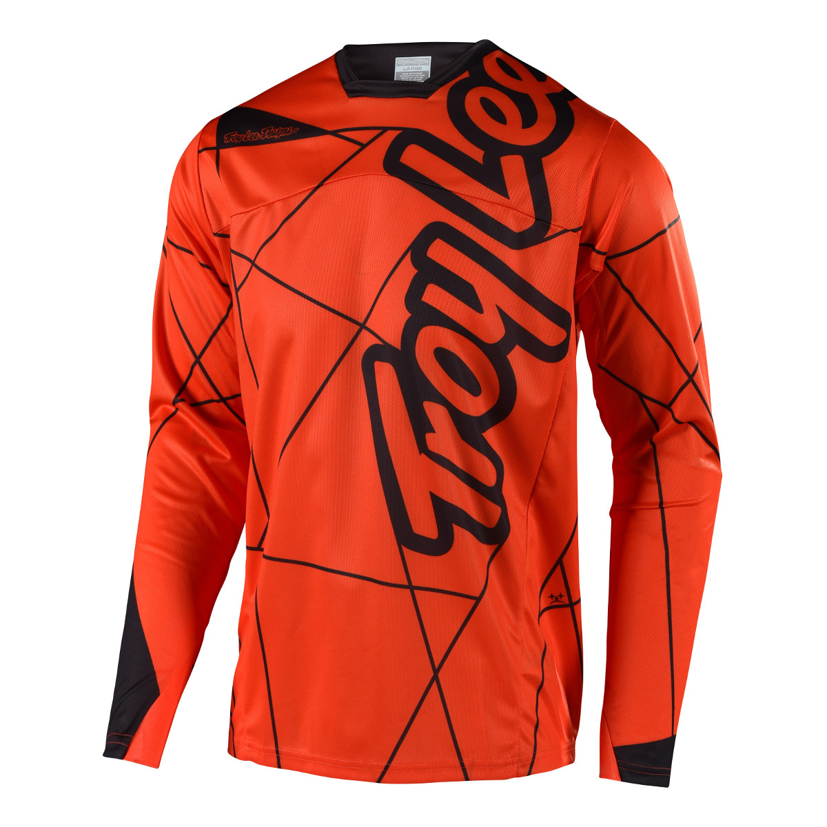 Troy Lee Lee Troy Designs Downhill-Jersey Sprint 2e63da