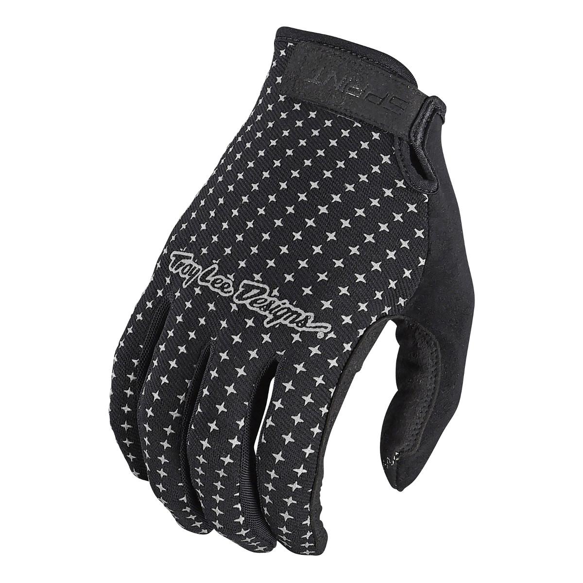 Troy Lee Designs Bike-Handschuhe Sprint Schwarz