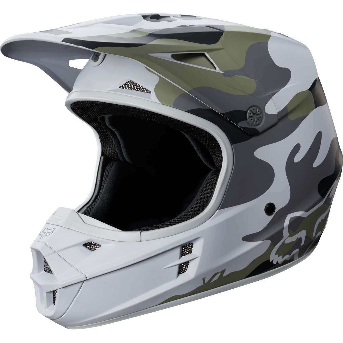 Fox Helm V1 Camo - Special Edition San Diego