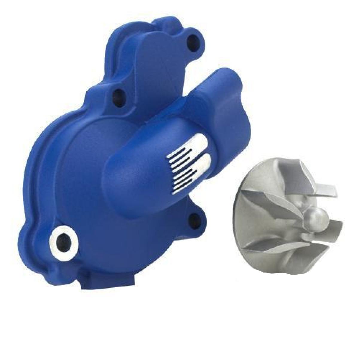 Boyesen Water Pump Kit Supercooler Yamaha WR-F 250 15-16, Yamaha YZ-F 250  14-17, Blue