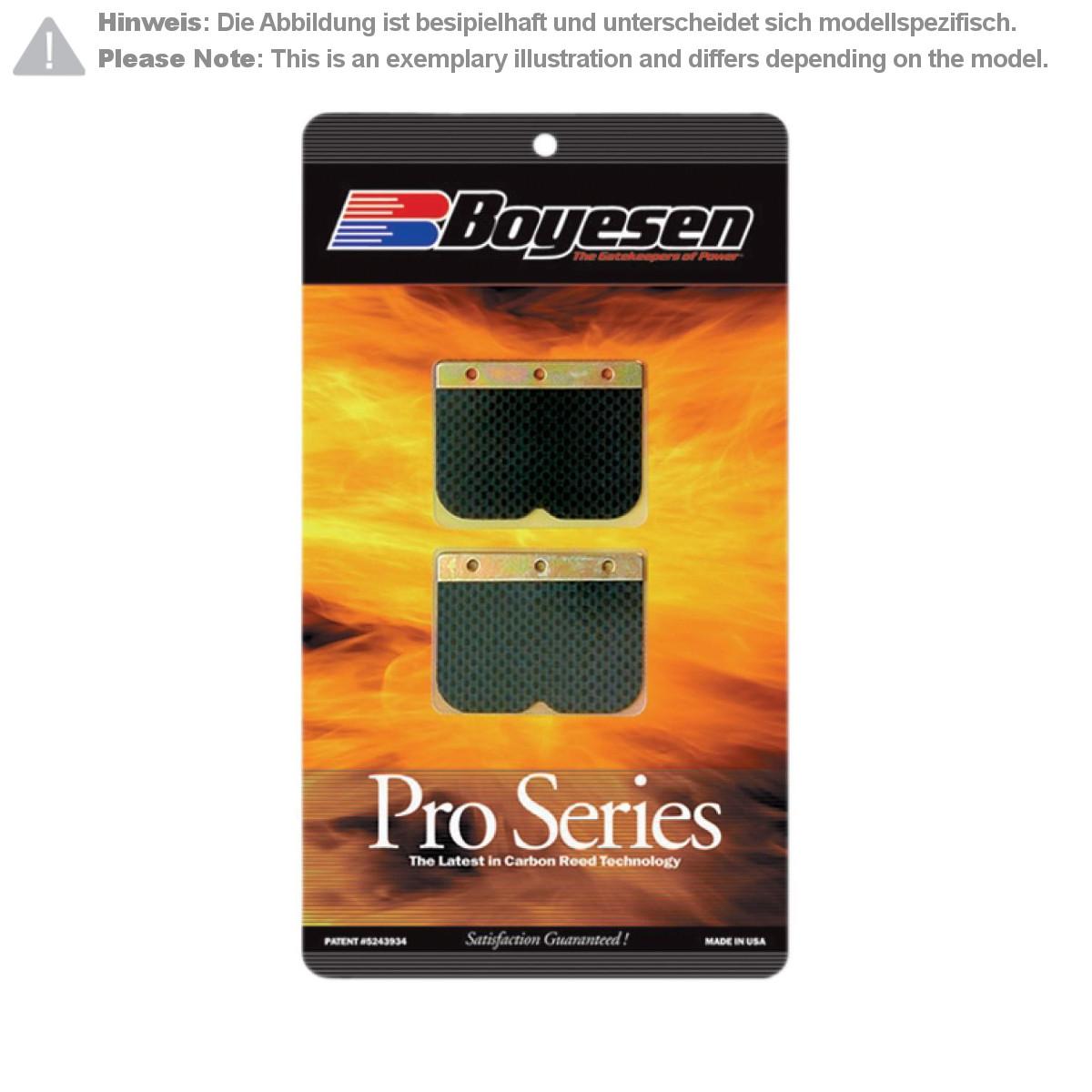 Boyesen Reeds Pro Series Honda Cr 125 05 07 Maciag Offroad
