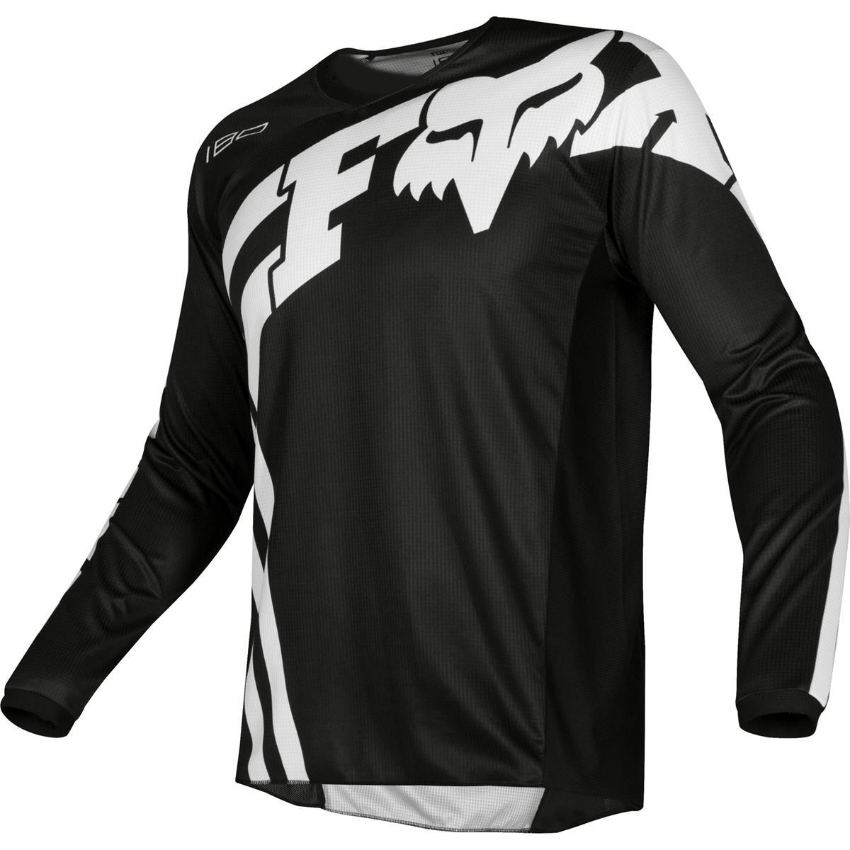 Fox Jersey 180 Cota Schwarz
