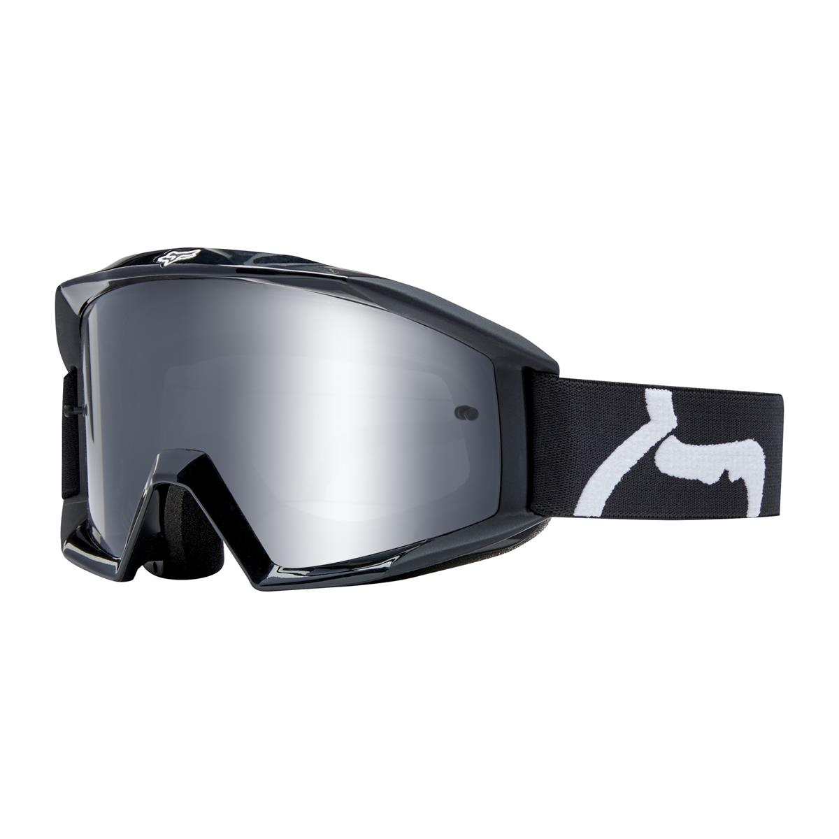 Fox Crossbrille Main Race Schwarz - Grey