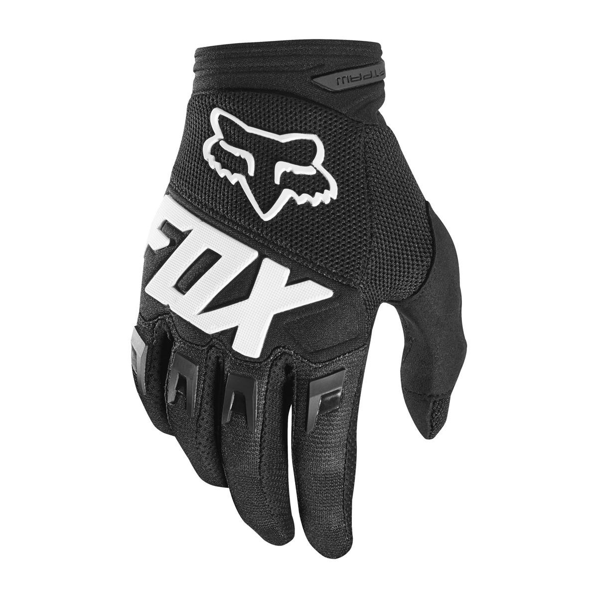 Fox Handschuhe Dirtpaw Schwarz