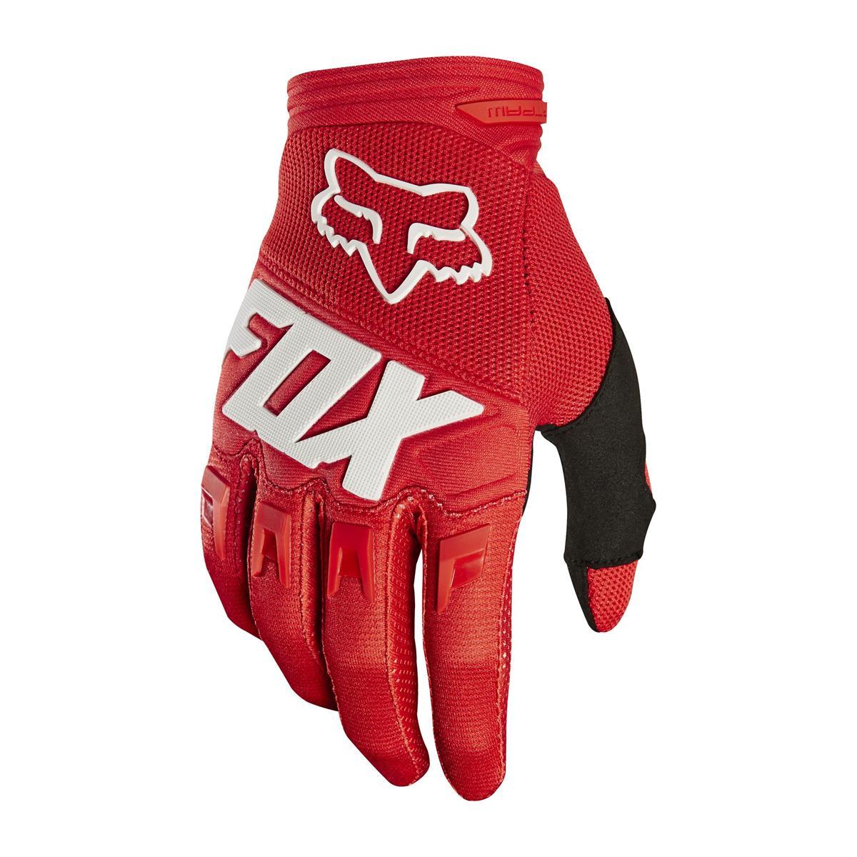 Fox Handschuhe Dirtpaw Rot