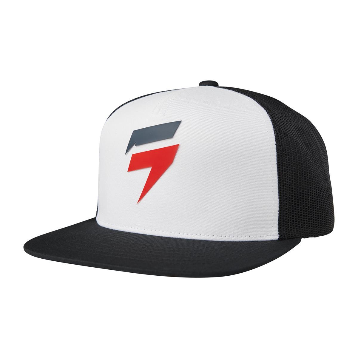 Shift Snapback Cap Corp Weiß | Maciag Offroad