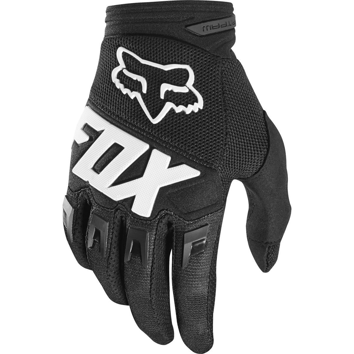 Fox Kids Handschuhe Dirtpaw Race Schwarz