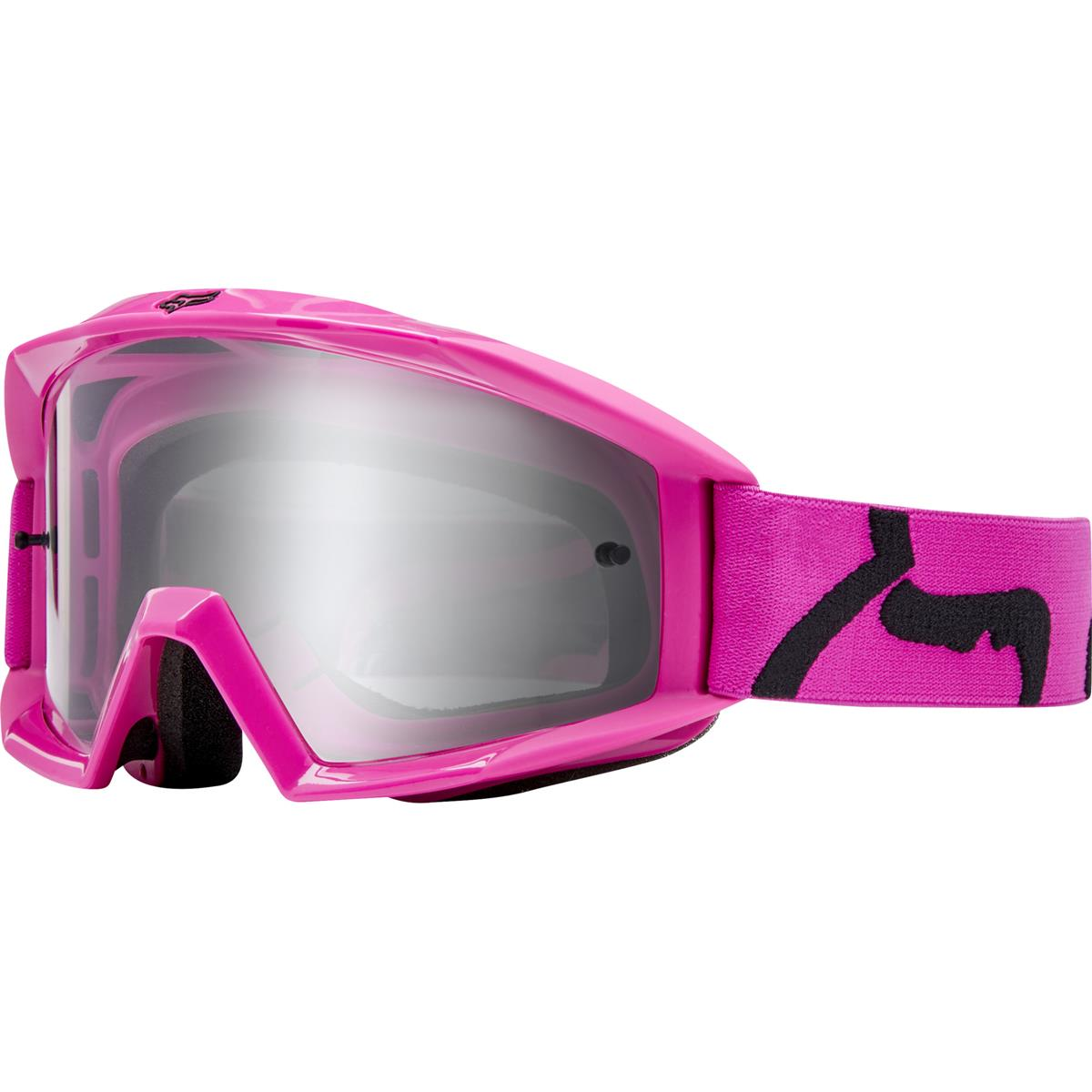 Fox Kids Crossbrille Main Race Pink - Grau