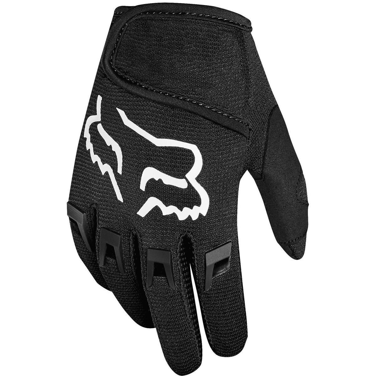 Fox Junior Handschuhe Dirtpaw Schwarz