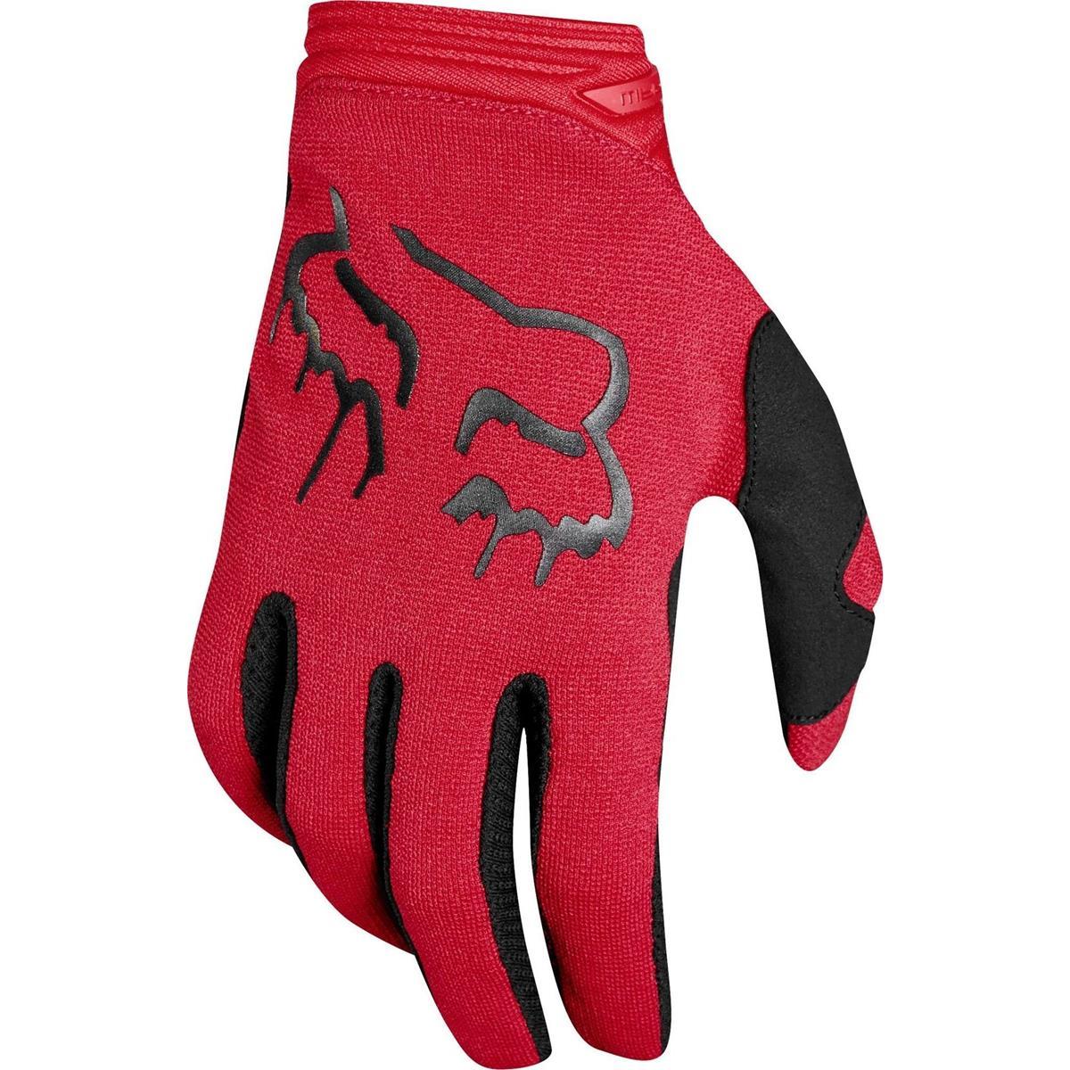 Fox Girls Handschuhe Dirtpaw Mata Flame Red