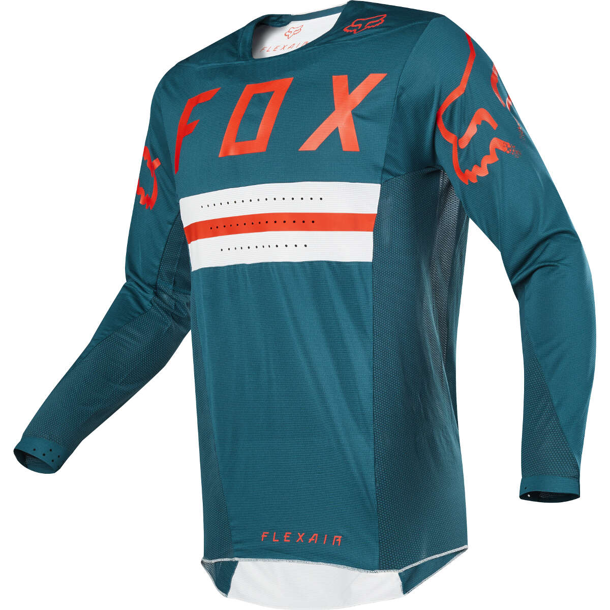 Fox Jersey Flexair Preest Forest Green - Limited Edition Indianapolis