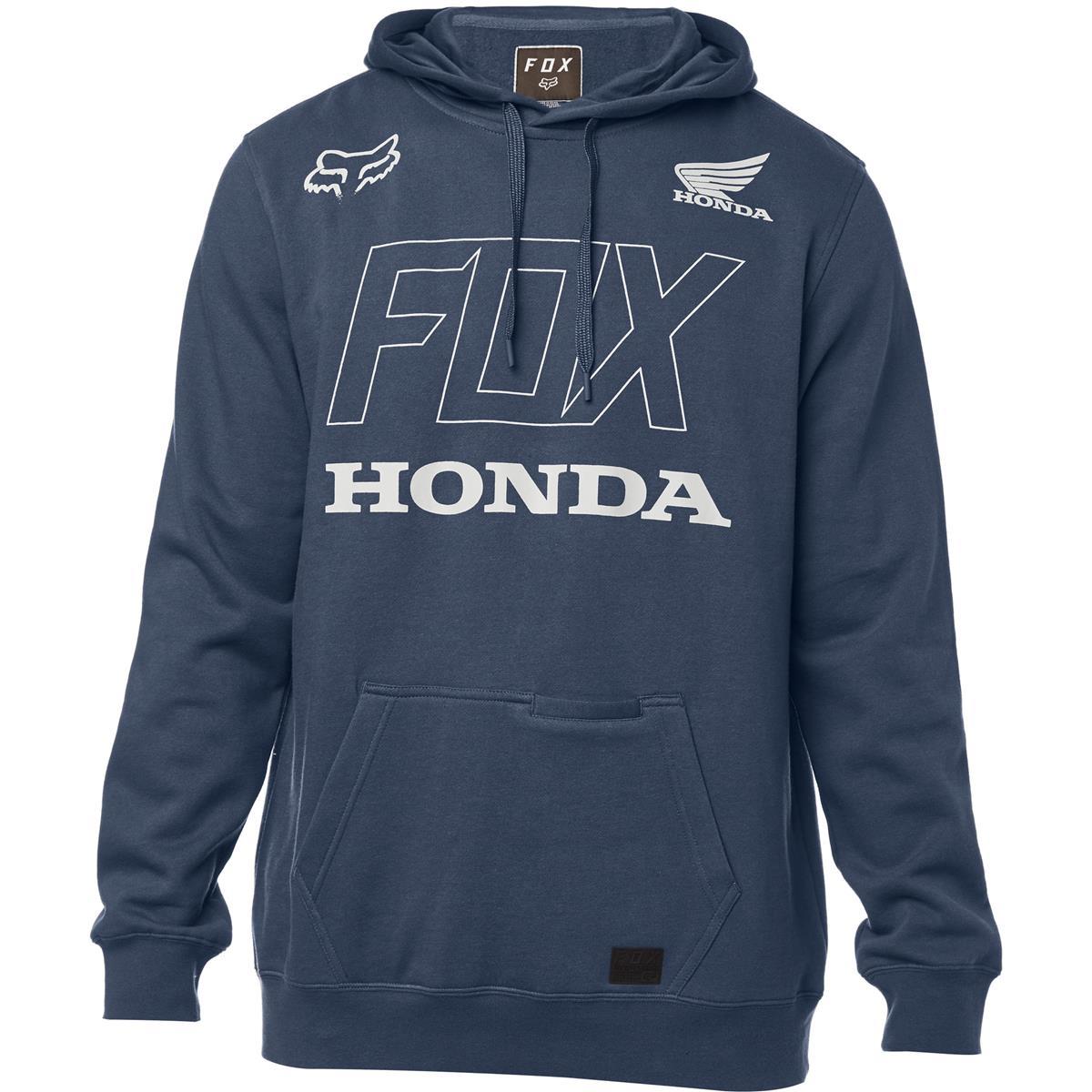 Fox Hoody Honda Navy
