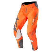 Alpinestars Techstar Cross Hose Factory - Anthrazit/Orange Fluo 2019