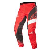 Alpinestars Racer Cross Hose Supermatic - Rot/Schwarz/Weiß 2019