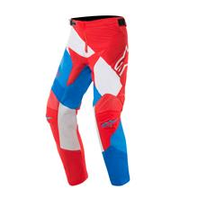 Alpinestars Racer Kids Cross Hose Venom - Rot/Weiß/Blau 2019