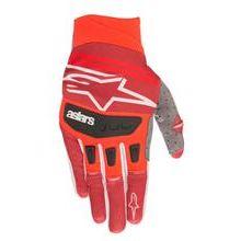 Alpinestars Techstar Handschuhe Rot/Burgunder 2019