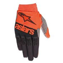 Alpinestars Racefend Handschuhe Orange Fluo/Schwarz 2019