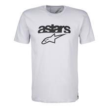 Alpinestars Heritage Blaze T-Shirt Silber Fall 2018