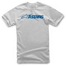 Alpinestars MX Blaze T-Shirt Silber Fall 2018