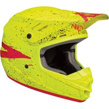 Thor Sector Kids Helm Hype - Acid/Rot 2019