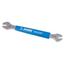 Unior Speichenschlüssel 3,3 und 3,45 mm
