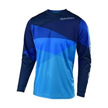 f17d3d3dd (2) Troy Lee Designs GP Jersey Jet - Blue 2019