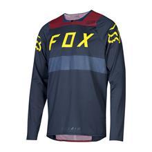 Fox Flexair Downhill-Jersey Langarm Midnight Fall 2018