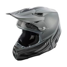 Fly Racing F2 Carbon MIPS Helm Matte Black/Grey 2019