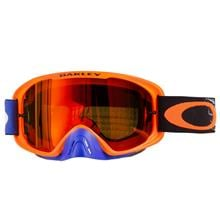 Scott Hustle X MX Goggle Cross/MTB Brille rot/klar works Radsport