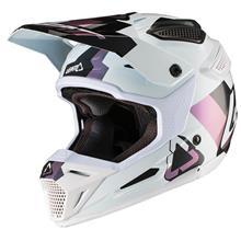 Leatt GPX 5.5 Composite V19.1 Helm Weiß/Schwarz 2019