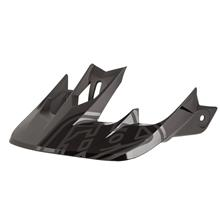 Troy Lee Designs Stage MIPS Helmschild Stealth Black