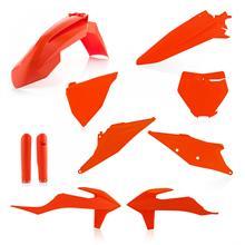 Acerbis Plastik-Kit Full-Kit KTM SX 125/150/250, SX-F 250/350/450 2019, Orange 16