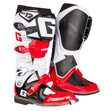 Gaerne SG 12 Motocross-Stiefel Red Pepper - Limited Edition 2019