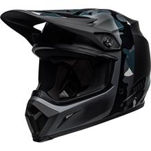 Bell MX-9 MIPS Helm Presence - Schwarz/Titan Camo 2019