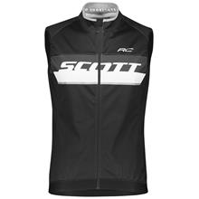 Scott RC AS WP Bike-Weste Schwarz/Weiß 2019