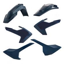 Acerbis Plastik-Kit Husqvarna TE/FE 2019, Blau