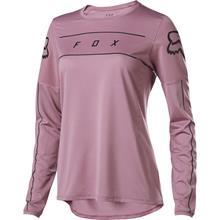 Fox Ranger Dr Ladies MTB short Sleeve Jersey Spring 2019 Rio Red