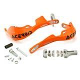 Acerbis Rally Pro Handschalen Orange, Inkl. Anbaukit