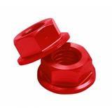 DRC Bundmuttern M6, Rot, 4er Pack