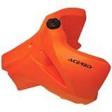 Acerbis Tank Orange, 25 L, KTM EXC 250/400/450/525 05-07