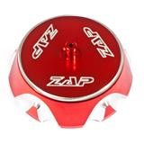 ZAP Tankdeckel Aluminium, Rot, Honda, Kawasaki, Yamaha - verschiedene Modelle