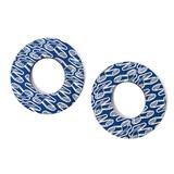 Renthal Donuts Blau