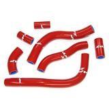 ZAP Kühlerschlauch-Set Rot, Honda CRF 450 09-12