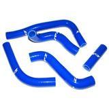 ZAP Kühlerschlauchset Blau, Suzuki RMZ450 08-