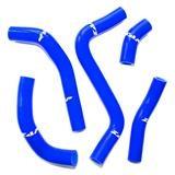 ZAP Kühlerschlauch-Set Blau, Suzuki RMZ250 11-