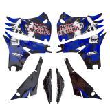 Factory Effex Metal Mulisha Dekor-Kit Yamaha YZF 450 10-11