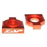 ZAP Achsblöcke Orange, KTM 98-