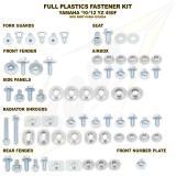 Bolt Works Schraubenkit für Plastikteile, Yamaha YZF 450 10-13