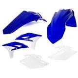 Acerbis Plastik-Kit Yamaha WRF 450 12-16, Replica